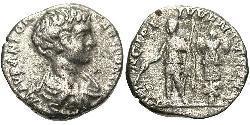 1 Denarius 羅馬帝國 銀 Caracalla (188-217)