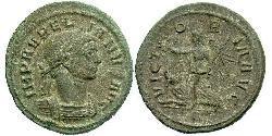 1 Denarius Römische Kaiserzeit (27BC-395) Bronze Aurelian (215-275)
