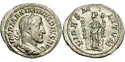 1 Denarius Römische Kaiserzeit (27BC-395) Silber Maximinus I (173-238)