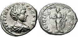 1 Denarius Römische Kaiserzeit (27BC-395) Silber Geta (189-211)