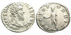 1 Denarius Römische Kaiserzeit (27BC-395) Silber Didius Julianus (137-193)