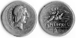 1 Denarius Römische Kaiserzeit (27BC-395) Silber