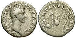 1 Denarius Römische Kaiserzeit (27BC-395) Silber Nerva (30- 98)