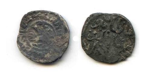 1 Denga Grande-Principauté de Moscou (1263 — 1547) Argent