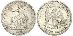 1 Dollar USA (1776 - ) Copper/Silver