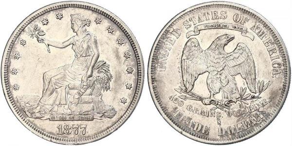1 Dollar USA (1776 - ) Copper/Silver