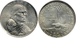 1 Dollar USA (1776 - ) Copper/Zinc