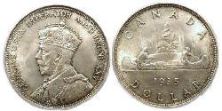 1 Dollar Kanada Silber George V (1865-1936)