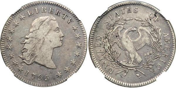1 Dollar Vereinigten Staaten von Amerika (1776 - ) Silber
