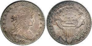 1 Dollar USA (1776 - ) Silver Anne Willing Bingham (1764-1801)