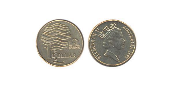 1 Dollar Australia (1939 - )