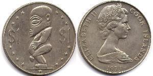 1 Dollar Cook Islands