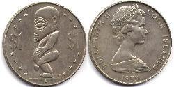 1 Dollar Cookinseln