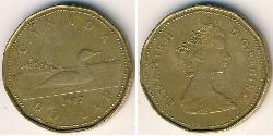 1 Dollar Kanada