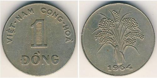 1 Dong Vietnam Copper/Nickel