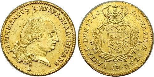 1 Doppia Italian city-states Oro