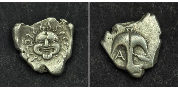 1 Drachm Apollonie d