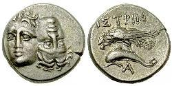 1 Drachma Grecia antica (1100BC-330) Argento