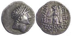 1 Drachma Kappadokien Silber