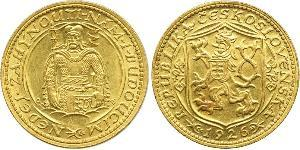 1 Ducat Czechoslovakia (1918-1992) 金