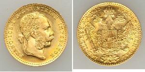 1 Ducat Austria-Hungary (1867-1918) Gold Franz Joseph I (1830 - 1916)