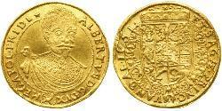 1 Ducat Bohemia Gold