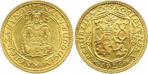 1 Ducat Czechoslovakia (1918-1992) Gold