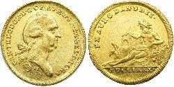 1 Ducat Electorate of Bavaria (1623 - 1806) Gold