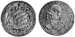 1 Ducat Electorate of Bavaria (1623 - 1806) Gold Ferdinand Maria, Elector of Bavaria (1636 – 1679)