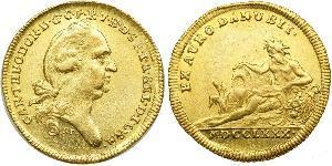 1 Ducat Electorate of Bavaria (1623 - 1806) Gold