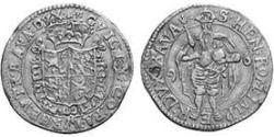 1 Ducat Geschichte Bayerns (907 - 1623) Gold