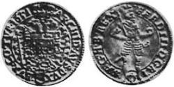 1 Ducat Heiliges Römisches Reich (962-1806) Gold