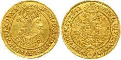 1 Ducat Holy Roman Empire (962-1806) / Austria  Gold Ferdinand III, Holy Roman Emperor (1608-1657)