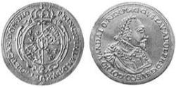 1 Ducat Imperial City of Augsburg (1276 - 1803) Gold Gustavus Adolphus of Sweden (1594 – 1632)