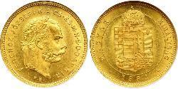 1 Ducat Königreich Ungarn (1000-1918) Gold Franz Joseph I (1830 - 1916)