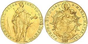 1 Ducat Königreich Ungarn (1000-1918) Gold