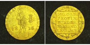 1 Ducat Königreich der Niederlande (1815 - ) Gold William I of the Netherlands (1772 - 1843)