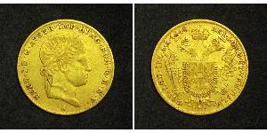 1 Ducat Kaisertum Österreich (1804-1867) Gold Ferdinand I of Austria (1793 - 1875)