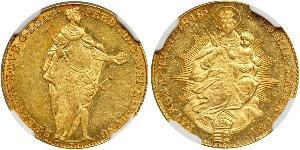 1 Ducat Kingdom of Hungary (1000-1918) Gold