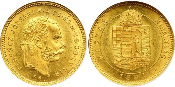 1 Ducat Kingdom of Hungary (1000-1918) Gold Franz Joseph I (1830 - 1916)