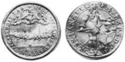 1 Ducat Kurfürstentum Bayern (1623 - 1806) Gold Ferdinand Maria (Bayern)(1636 – 1679)