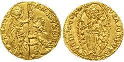 1 Ducat Papal States (752-1870) Gold