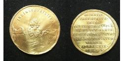 1 Ducat Polen-Litauen (1569-1795) Gold August ll Mocny