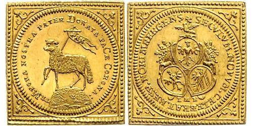 1 Ducat Reichsstadt Nürnberg (1219 - 1806) Gold