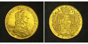 1 Ducat Salzburg Gold