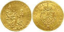 1 Ducat States of Germany Gold Maximilian I, Holy Roman Emperor (1459 - 1519)