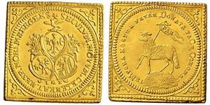 1 Ducat Free Imperial City of Nuremberg (1219 - 1806) Or