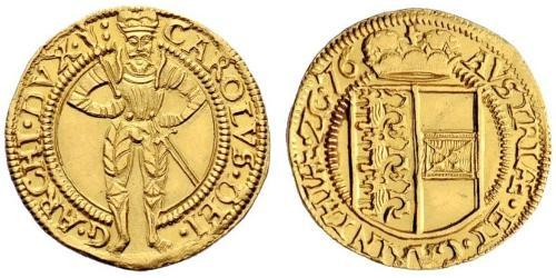 1 Ducat Habsburg Empire (1526-1804) Or