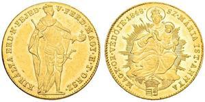 1 Ducat Royaume de Hongrie (1000-1918) Or