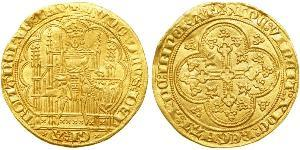 1 Ducat States of Germany Or Louis IV, Holy Roman Emperor (1282-1347)